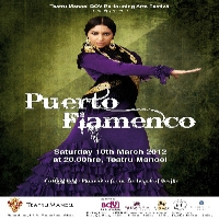 Puerto Flamenco at Teatru Manoel